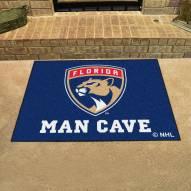 Florida Panthers Man Cave All-Star Rug
