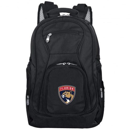 Florida Panthers Laptop Travel Backpack