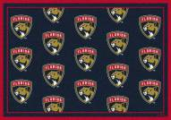 Florida Panthers NHL Repeat Area Rug