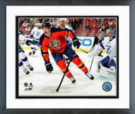Florida Panthers Nick Bjugstad 2014-15 Action Framed Photo