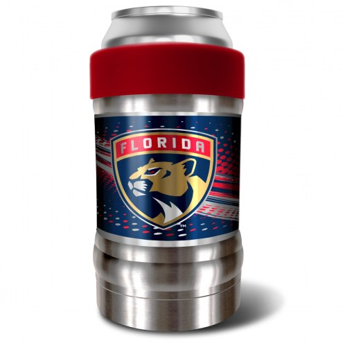 Florida Panthers Red 12 oz. Locker Vacuum Insulated Can Holder