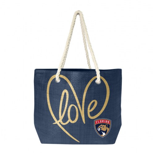 Florida Panthers Rope Tote
