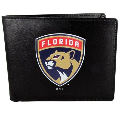 Florida Panthers Large Logo Bi-fold Wallet