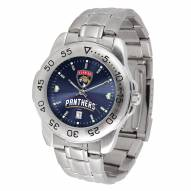 Florida Panthers Sport Steel AnoChrome Men's Watch