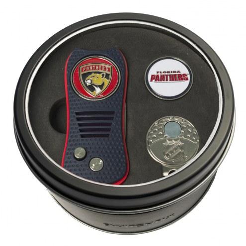 Florida Panthers Switchfix Golf Divot Tool, Hat Clip, & Ball Marker