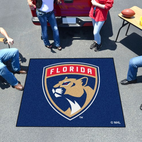 Florida Panthers Tailgate Mat
