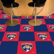 Florida Panthers Team Carpet Tiles