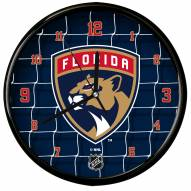 Florida Panthers Team Net Clock
