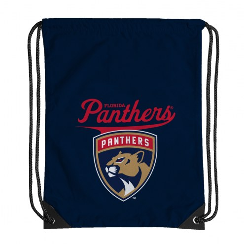 Florida Panthers Team Spirit Backsack