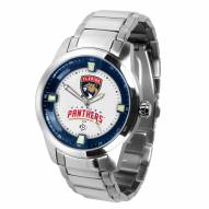 Florida Panthers Titan Steel Men's Watch