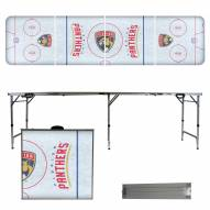 Florida Panthers Victory Folding Tailgate Table