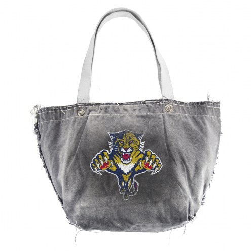 Florida Panthers Vintage Tote Bag