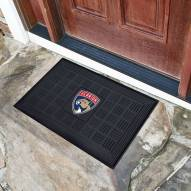 Florida Panthers Vinyl Door Mat