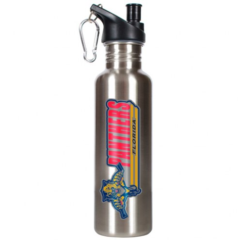 Florida Panthers 26 oz. Water Bottle with Pop-Up Spout
