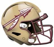 """Florida State Seminoles 12"""" Helmet Sign"""