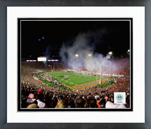 Florida State Seminoles 2014 BCS National Championship Framed Photo