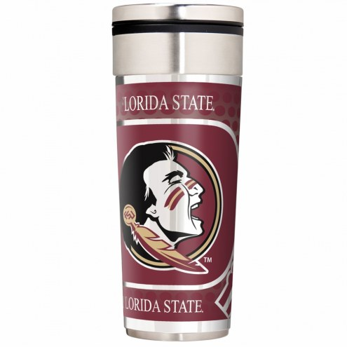 Florida State Seminoles 22 oz. Hi Def Travel Tumbler