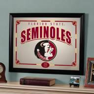 """Florida State Seminoles 23"""" x 18"""" Mirror"""