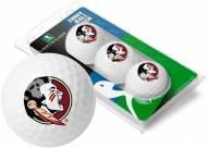 Florida State Seminoles 3 Golf Ball Sleeve