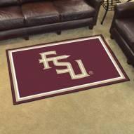 Florida State Seminoles 4' x 6' Area Rug