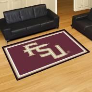Florida State Seminoles 5' x 8' Area Rug