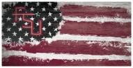 """Florida State Seminoles 6"""" x 12"""" Flag Sign"""