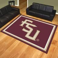 Florida State Seminoles 8' x 10' Area Rug