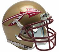 Florida State Seminoles Alternate 2 Schutt Mini Football Helmet