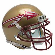 Florida State Seminoles Alternate 2 Schutt XP Authentic Full Size Football Helmet