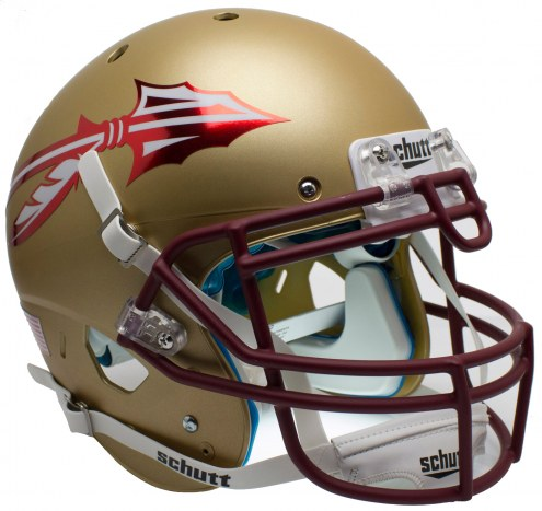 Florida State Seminoles Alternate 3 Schutt XP Authentic Full Size Football Helmet