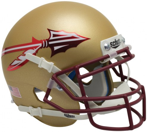 Florida State Seminoles Alternate 3 Schutt XP Collectible Full Size Football Helmet