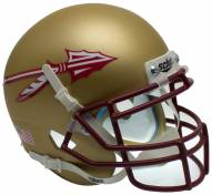 Florida State Seminoles Alternate 4 Schutt Mini Football Helmet