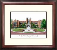 Florida State Seminoles Alumnus Framed Lithograph
