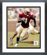Florida State Seminoles Anquan Boldin Action Framed Photo