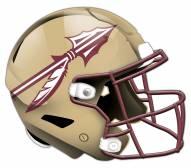 Florida State Seminoles Authentic Helmet Cutout Sign