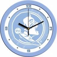 Florida State Seminoles Baby Blue Wall Clock