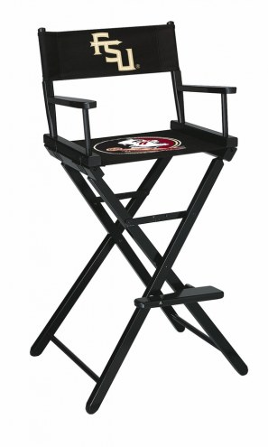 Florida State Seminoles Bar Height Director's Chair