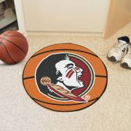 Florida State Seminoles Basketball Mat