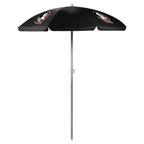 Florida State Seminoles Beach Umbrella