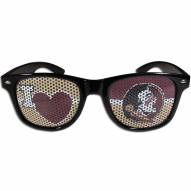 Florida State Seminoles Black I Heart Game Day Shades