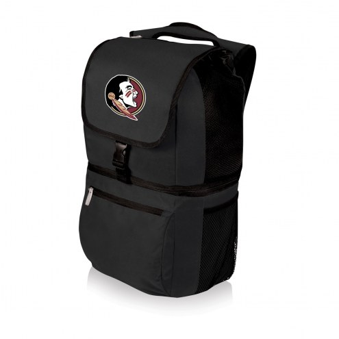 Florida State Seminoles Black Zuma Cooler Backpack