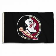 Florida State Seminoles 3' x 5' Black Flag