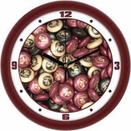 Florida State Seminoles Candy Wall Clock