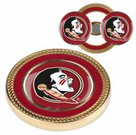 Florida State Seminoles Challenge Coin with 2 Ball Markers