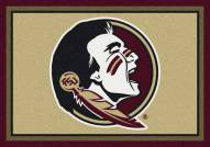 Florida State Seminoles College Team Spirit Area Rug