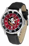 Florida State Seminoles Competitor AnoChrome Men's Watch - Color Bezel