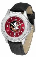 Florida State Seminoles Competitor AnoChrome Men's Watch