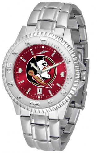 Florida State Seminoles Competitor Steel AnoChrome Men's Watch