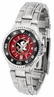 Florida State Seminoles Competitor Steel AnoChrome Women's Watch - Color Bezel