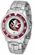Florida State Seminoles Competitor Steel Men's Watch